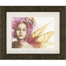 PN-0146587 Набор для вышивки крестом LanArte Fairy Фея