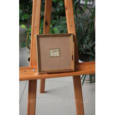 Рамка со стеклом Светло-коричневый