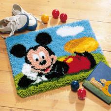 Набор для вышивания коврика Vervaco Disney Mickey Mouse