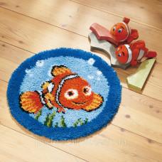 Набор для вышивания коврика Vervaco Disney Finding Nemo
