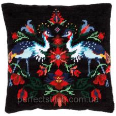 Набор для вышивания гобеленовой подушки Vervaco Camille