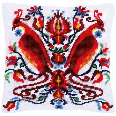 Набор для вышивания гобеленовой подушки Vervaco Felix
