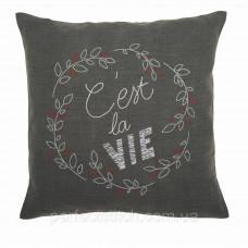 PN-0156052 Набор для вышивания гладью (подушка) Vervaco C'est la vie