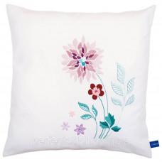 PN-0154584 Набор для вышивания гладью (подушка) Vervaco Современные цветы I