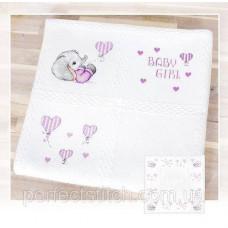 Набор для вышивки детского одеяла BO100