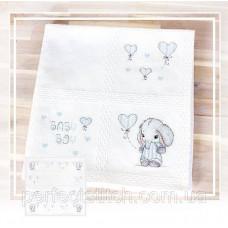 Набор для вышивки детского одеяла BO102