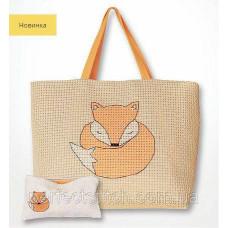 Набор для вышивки сумки с кошельком Bag 001