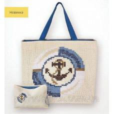 Набор для вышивки сумки с кошельком Bag 003