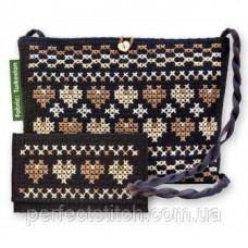 Набор для вышивки сумки с кошельком Bag 007