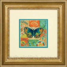 Набор для вышивки крестом DIMENSIONS Бабочка