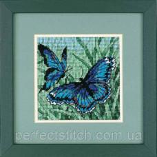07183 Пара бабочек Набор для вышивания (гобелен) DIMENSIONS
