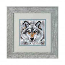 07211 Вой волка Набор для вышивания (гобелен) DIMENSIONS