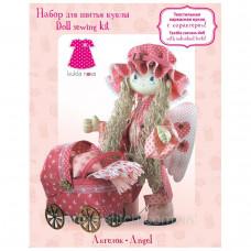 Набор для шитья куклы на льняной основе