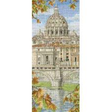 Набор для вышивания Базилика Святого Петра ANCHOR