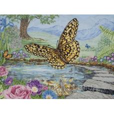 Набор для вышивания 3D Бабочка ANCHOR MAIA