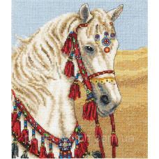 Набор для вышивания Арабский скакун ANCHOR