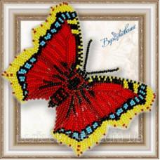 Набор для вышивки бисером на прозрачной основе