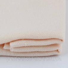 Ткань Оникс (домотканое полотно №30) Ванильный крем