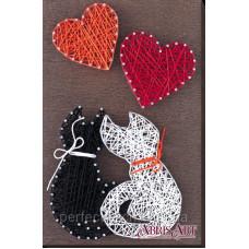 Набор стринг-арт Любовь