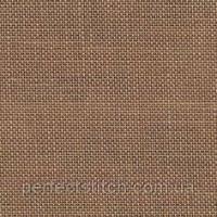 Ткань равномерная 065/95 Milk Chocolate (100% ЛЕН) 140см Permin