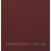 Ткань равномерная 065/93 Raspberry Chocolate (100% ЛЕН) 140см Permin