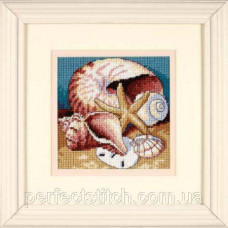 07219 Ракушки Набор для вышивания (гобелен) DIMENSIONS