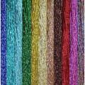 Металлизированные нитки для вышивки