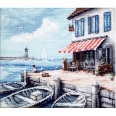 Набор для вышивания LETISTITCH Sea Port