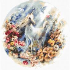 Набор для вышивания LETISTITCH Unicorn
