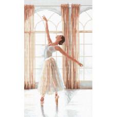 Набор для вышивания LETISTITCH Ballerina