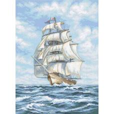 Набор для вышивания LETISTITCH Ship