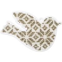Набор для вышивания бисером на пластиковой основе FLPL-004